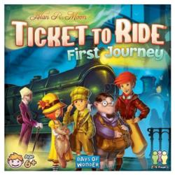 ticket to ride first journey instructions