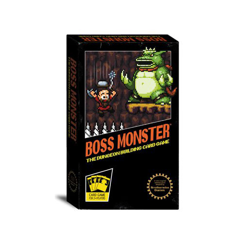 dungeon boss the board game