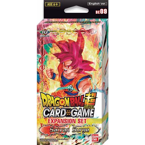 Fusion Onslaught BT6-014 SR x3 FOIL Dragon Ball Super CCG Bandai SSB Gogeta
