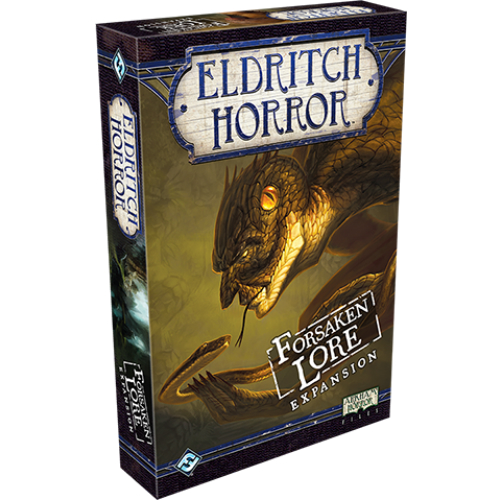 Eldritch Horror Forsaken Lore