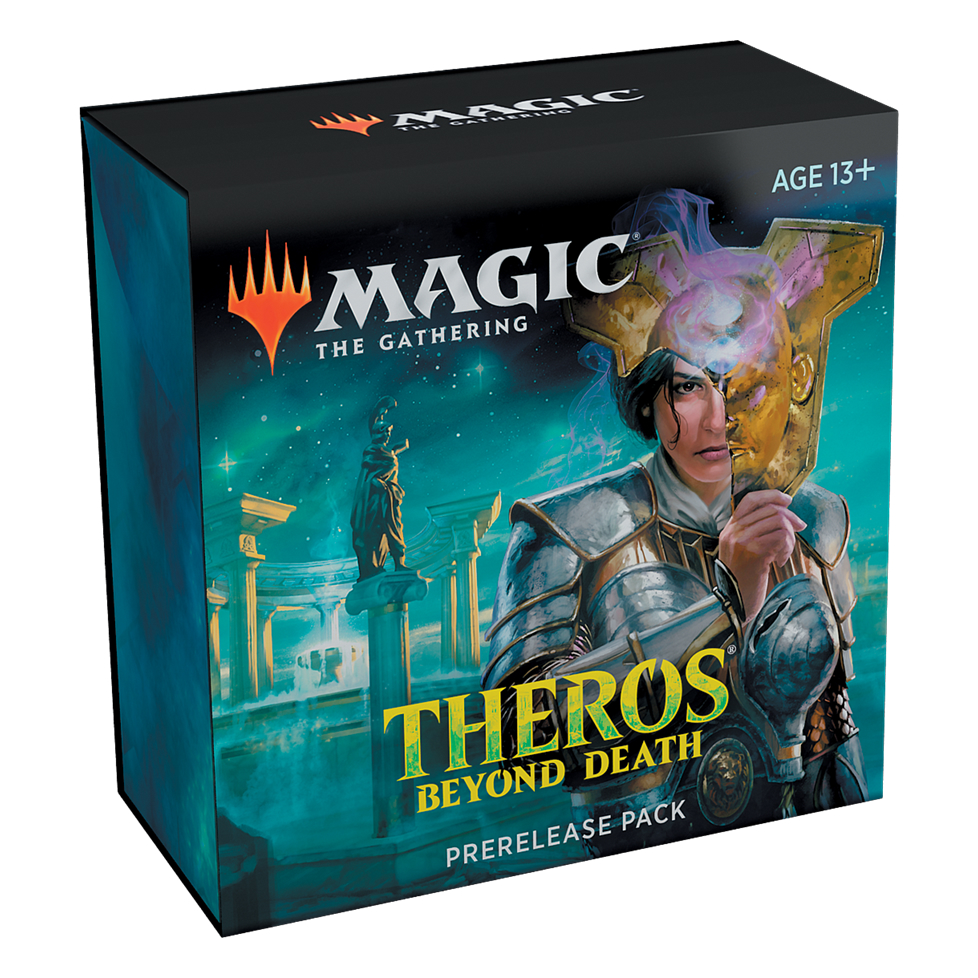 Magic the Gathering Theros Beyond Death Prerelease Pack