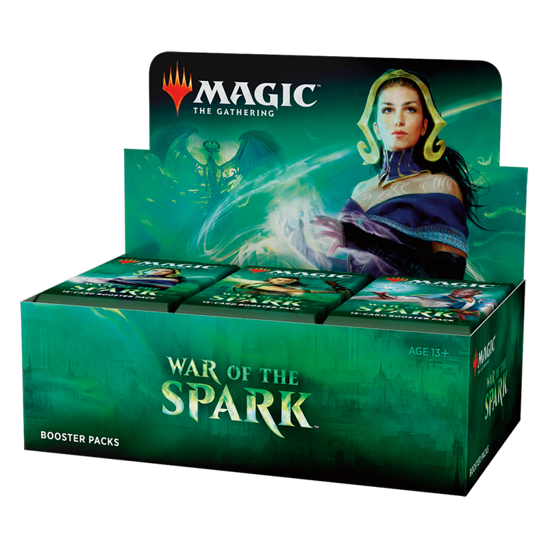 Magic the Gathering War of the Spark Booster Box