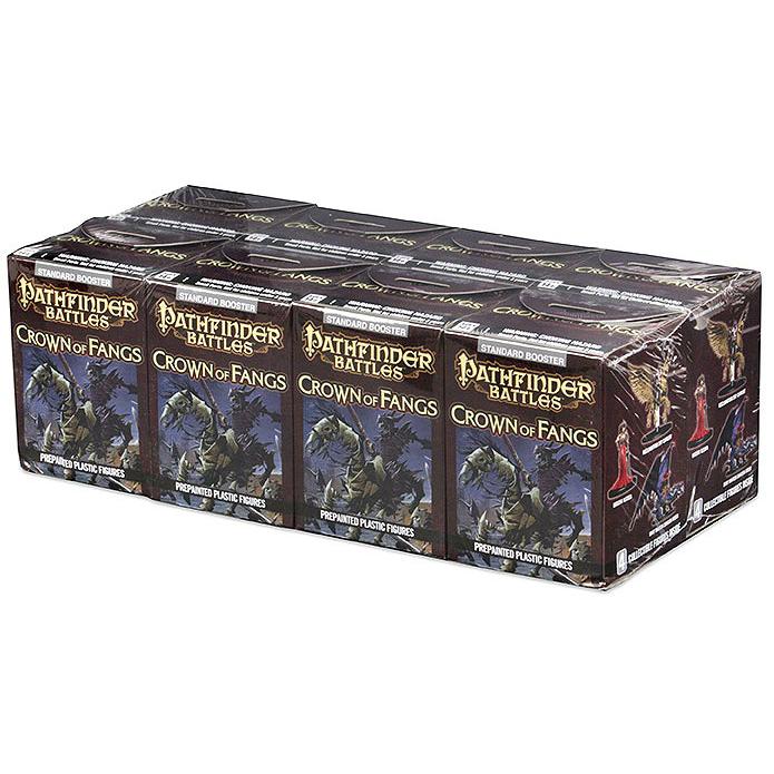 Pathfinder Battles Crown Of Fangs Booster Brick
