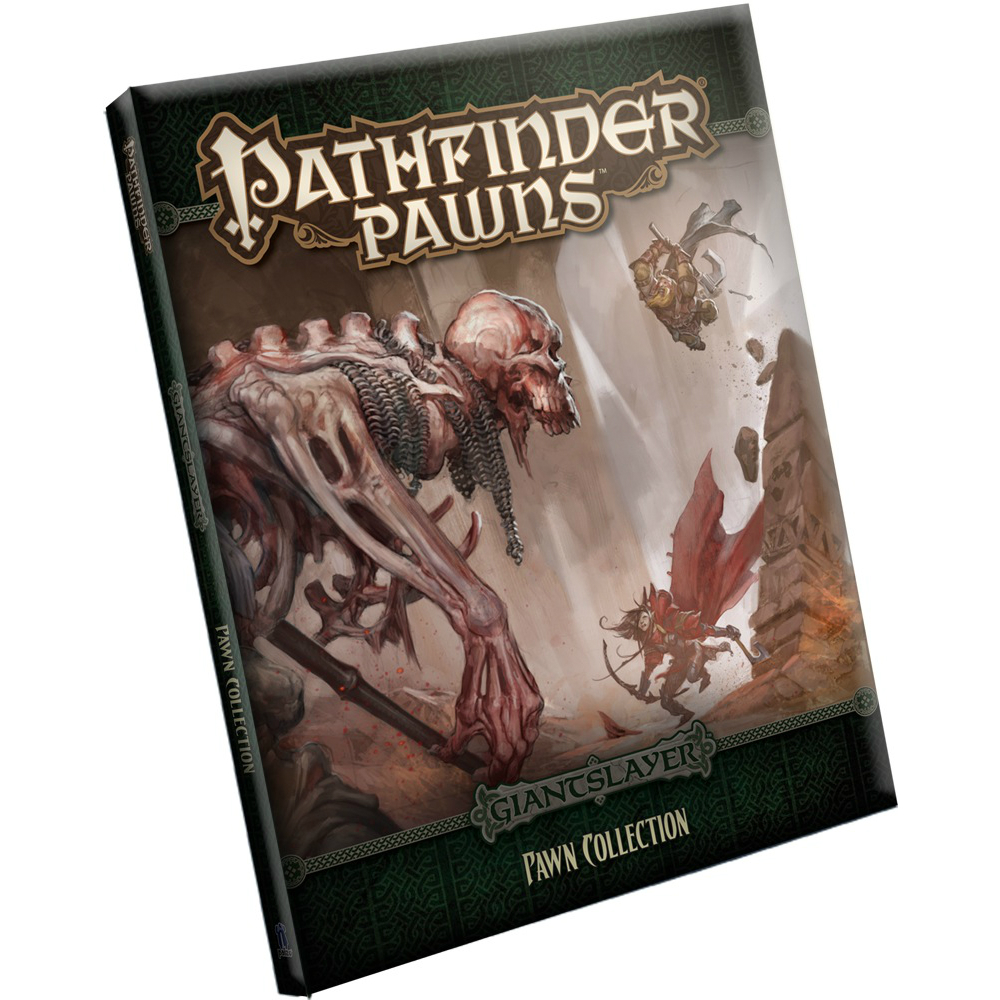 Pathfinder Pawns Giantslayer Pawn Collection