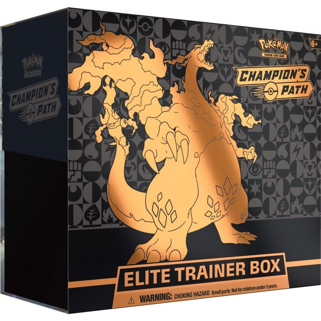 Pokemon TCG Champion's Path - Elite Trainer Box