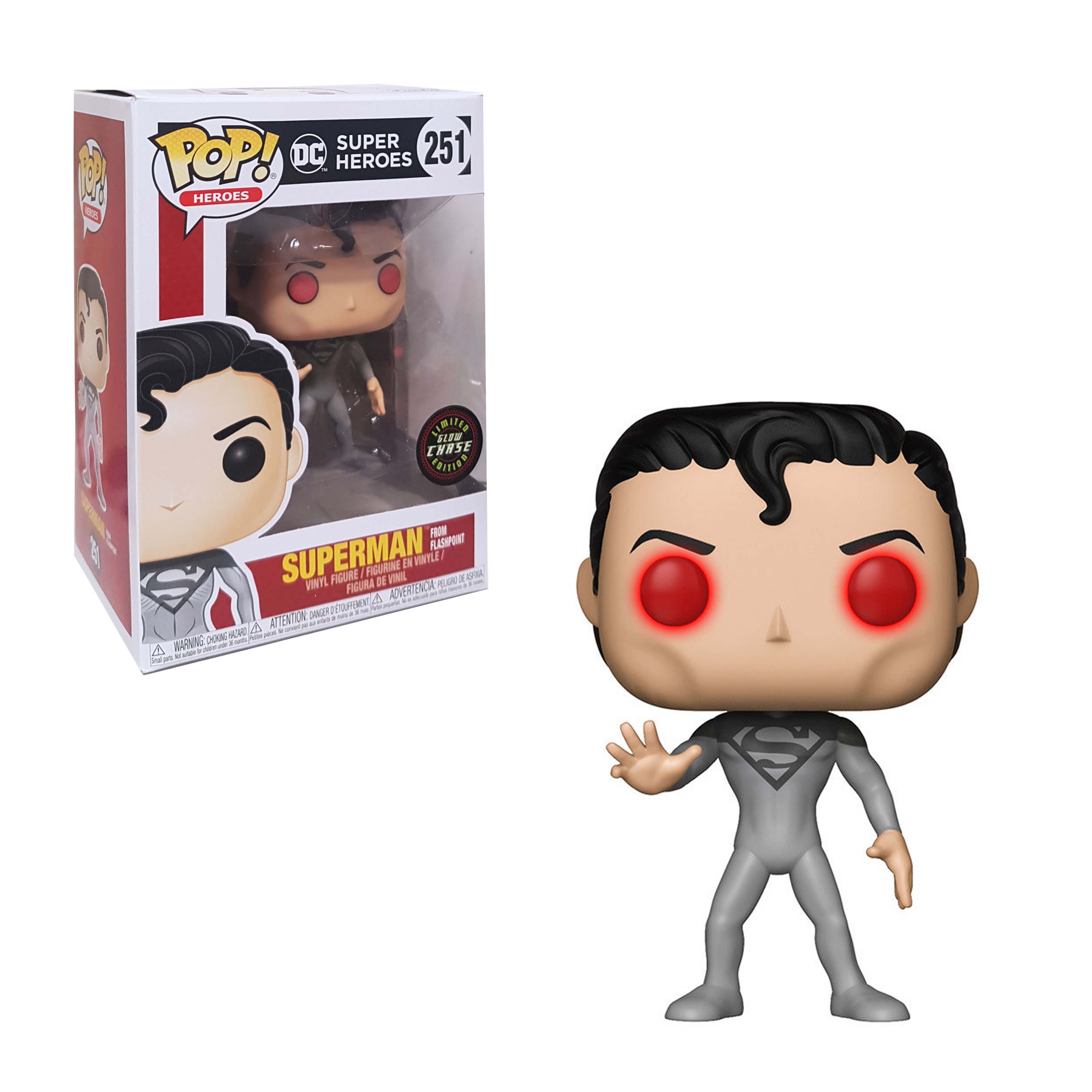 POP DC Super Heroes - Superman from Flashpoint Chase