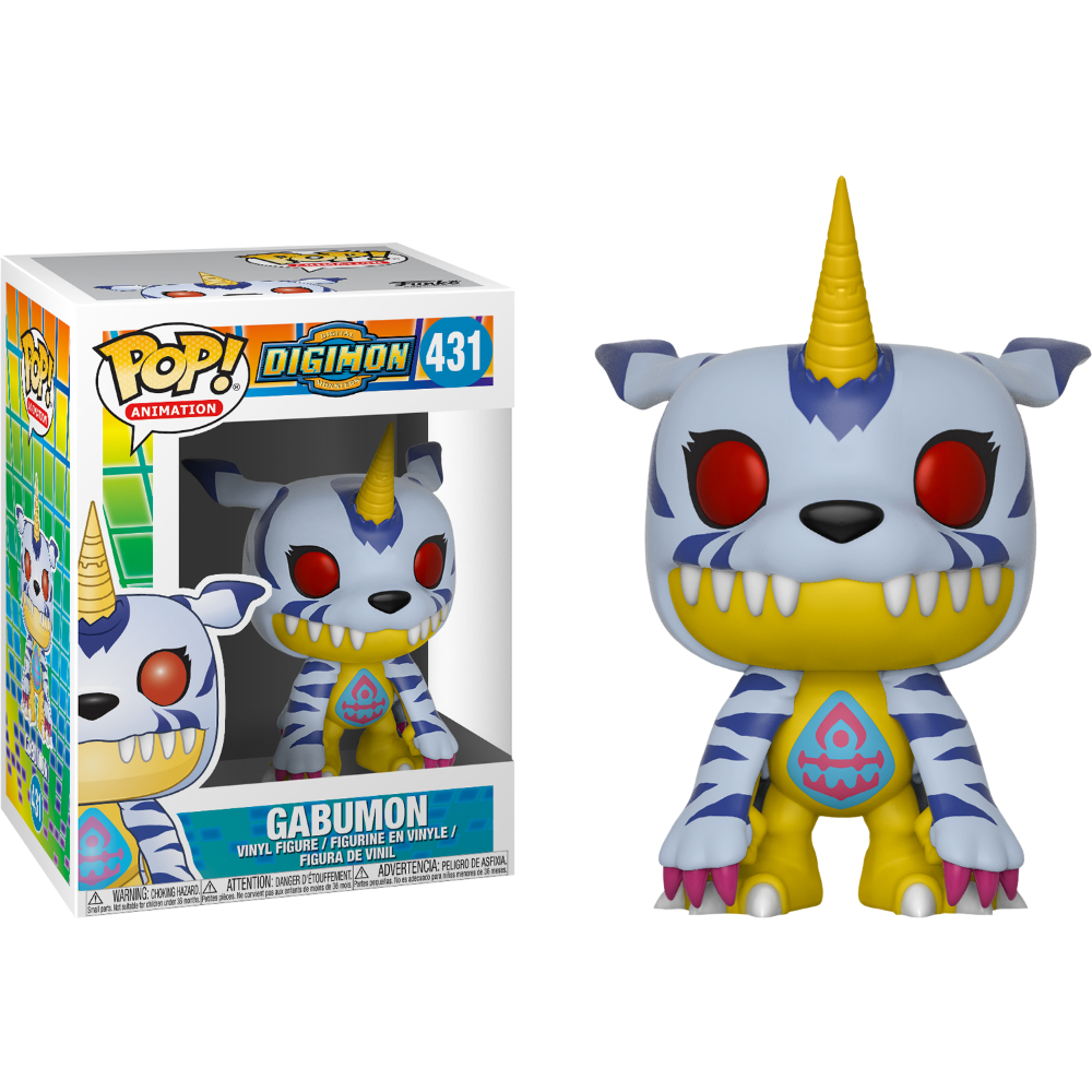 POP Digimon Gabumon