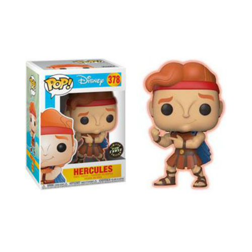 POP Disney Hercules - Hercules Chase Glow Limited Edition