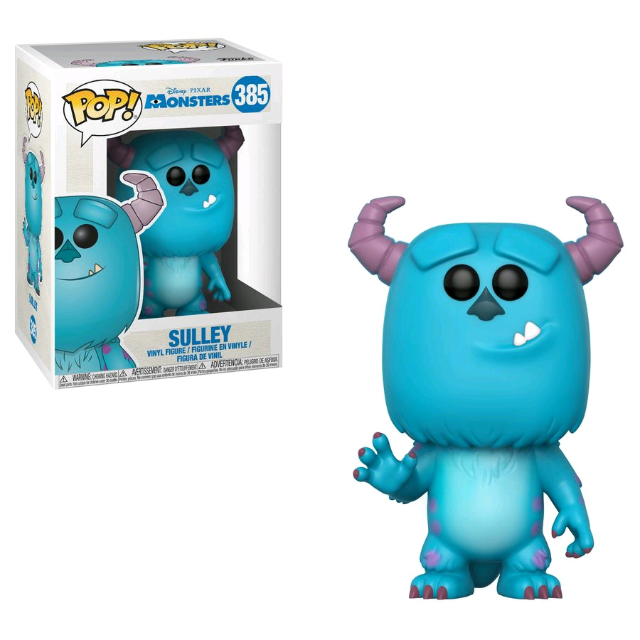 POP Disney Monsters Inc Sulley