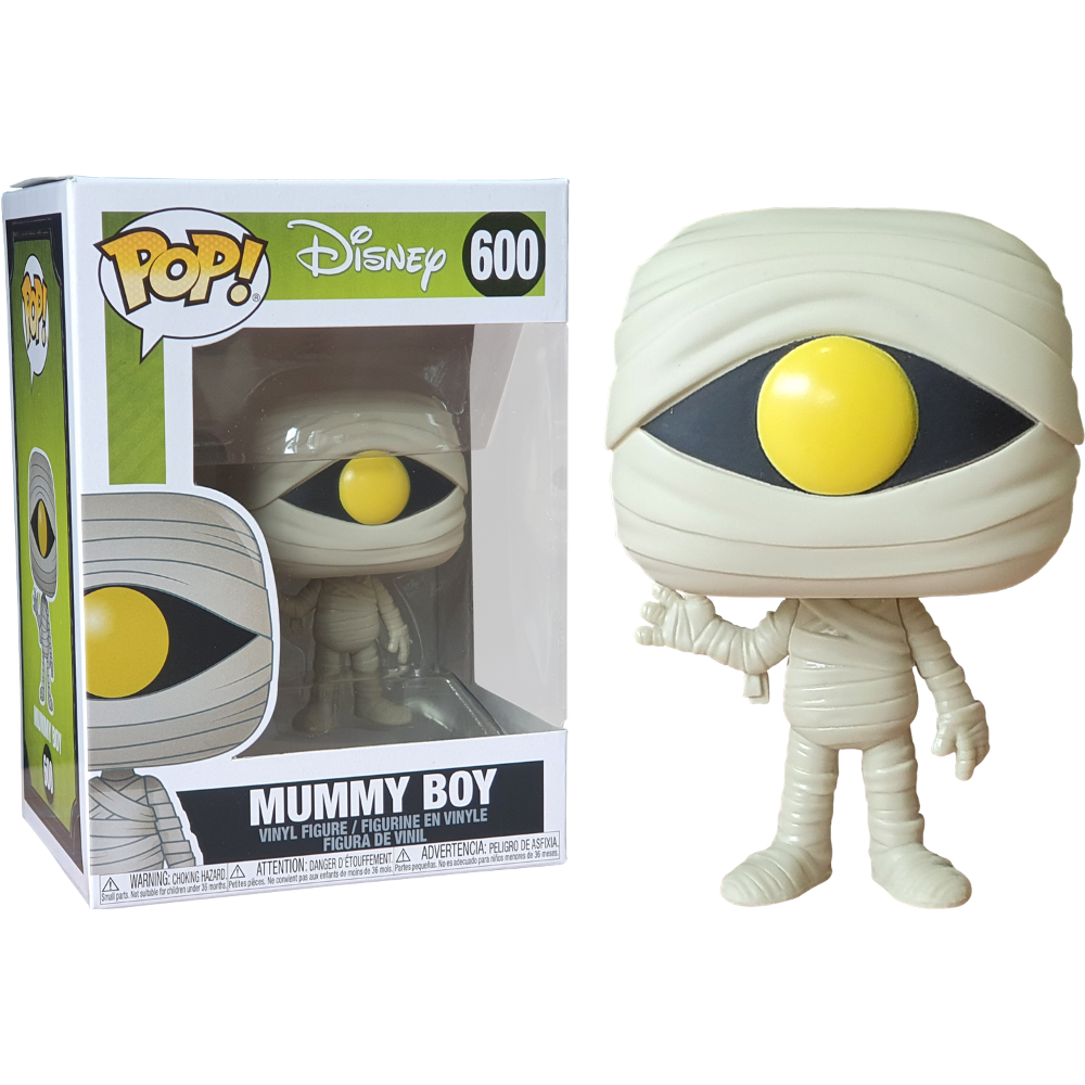 POP Disney Nightmare Before Christmas Mummy Boy