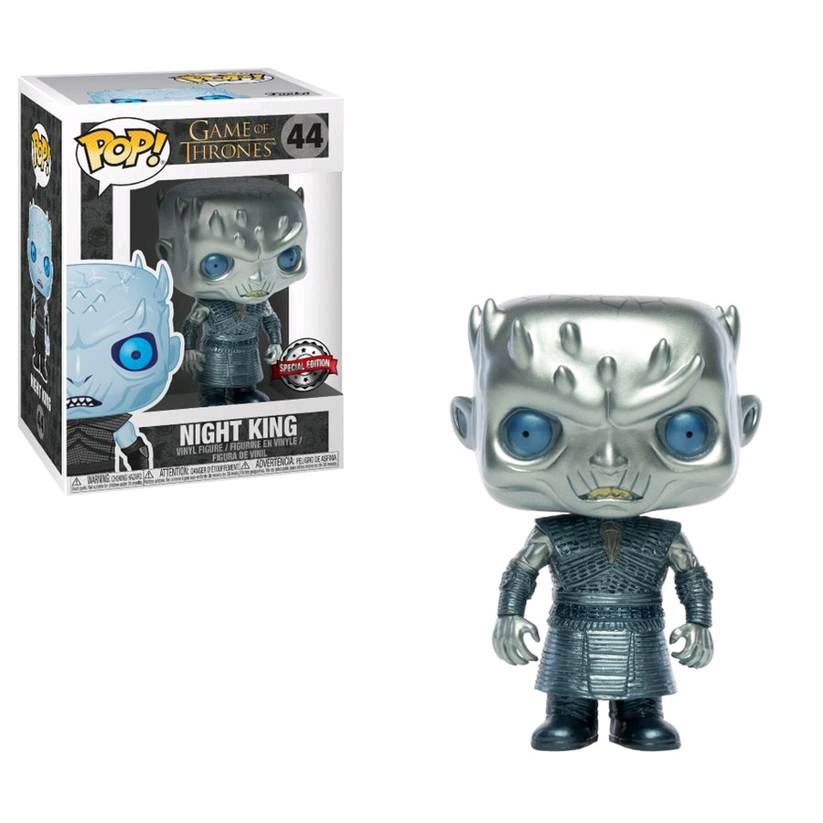 POP Game of Thrones Night King Metallic (RS)