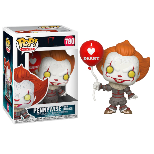 POP IT Chapter 2: Pennywise with Balloon