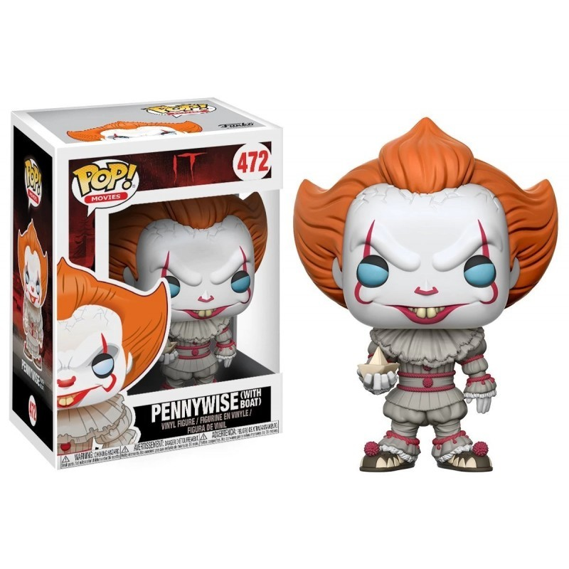 POP IT Pennywise with Boat