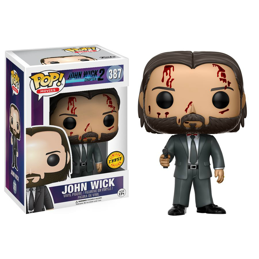 POP John Wick Chapter 2 John Wick Chase Limited Edition