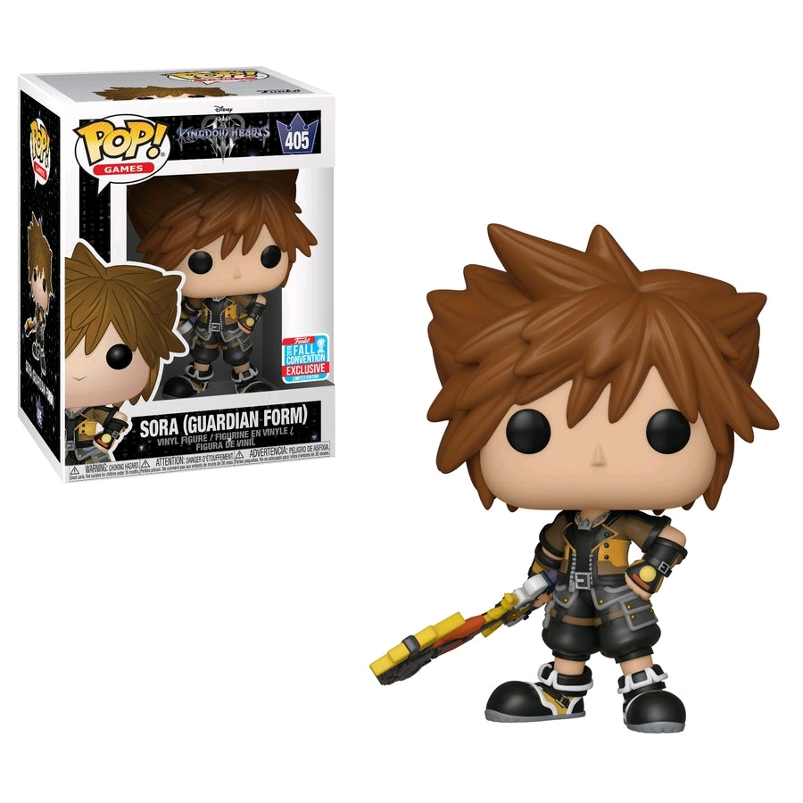 POP Kingdom Hearts Sora (Guardian Form) NYCC 2018 (RS)