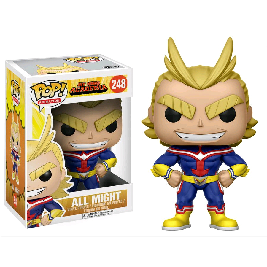 POP My Hero Academia All Might