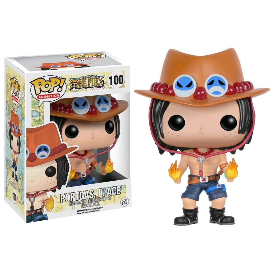 POP One Piece Portgas. D. Ace
