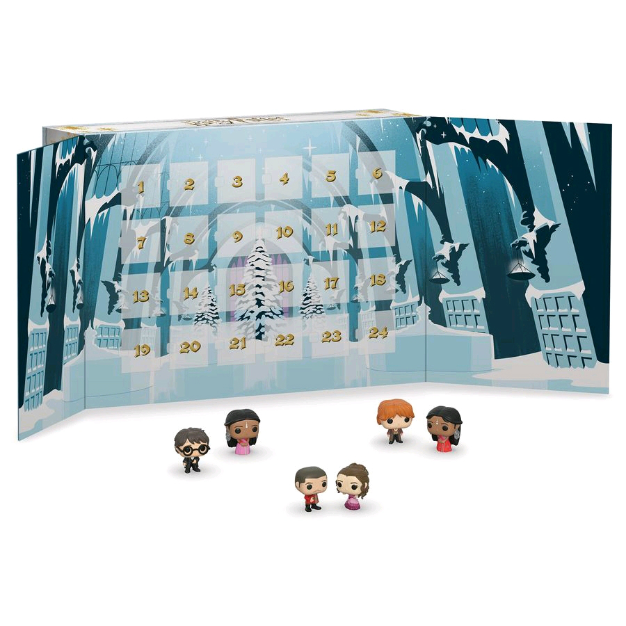 POP Pocket Advent Calender Harry Potter Yule Ball Theme