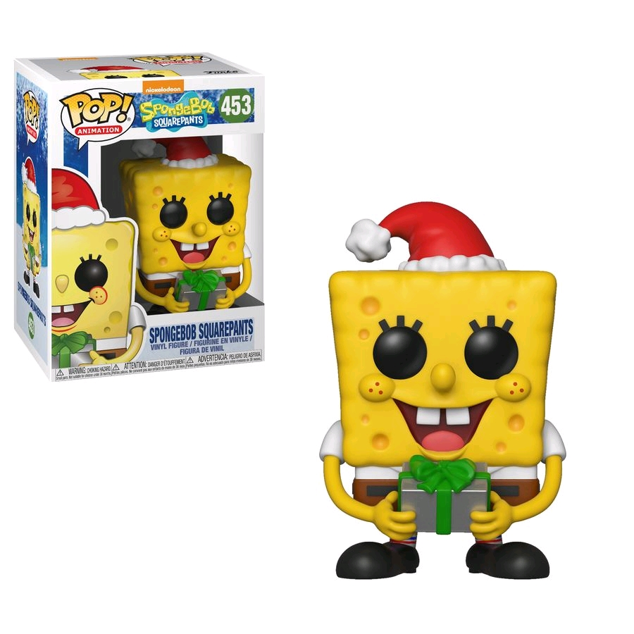 POP Spongebob Squarepants (Christmas)