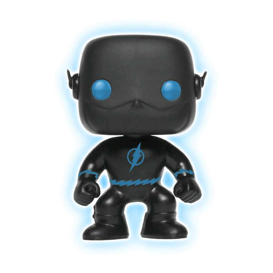 POP Super Heroes The Flash Silhouette Glow (RS)