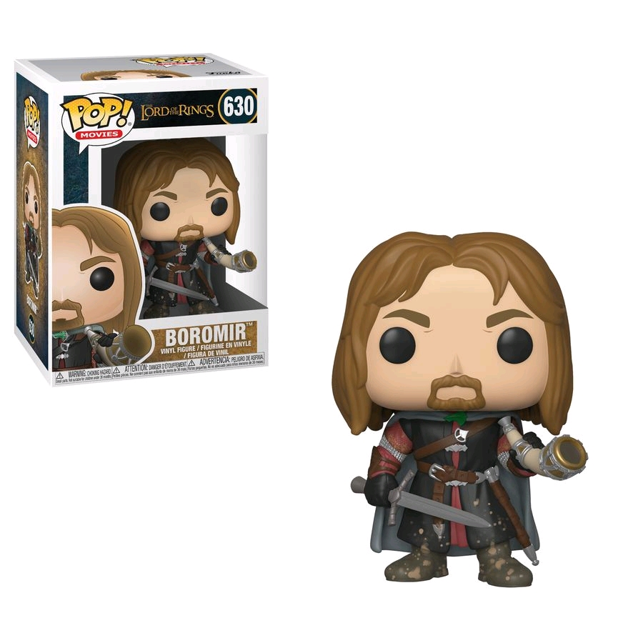 POP The Lord of the Rings Boromir