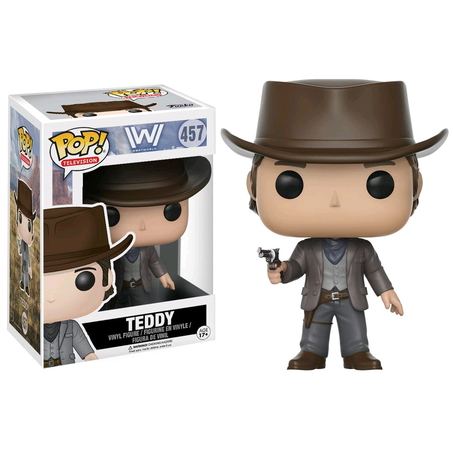 POP Westworld Teddy