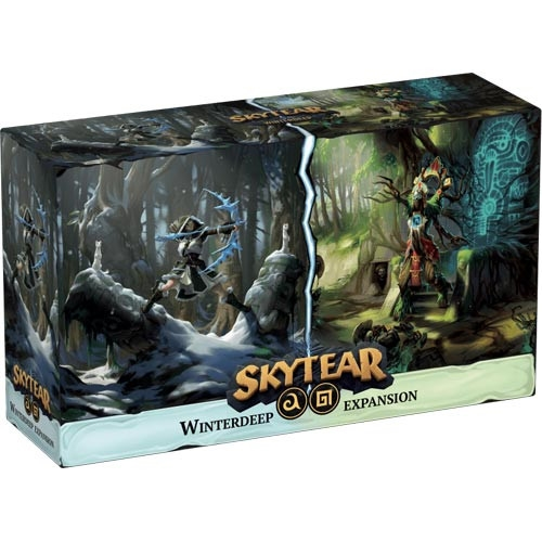 Skytear Winterdeep Expansion