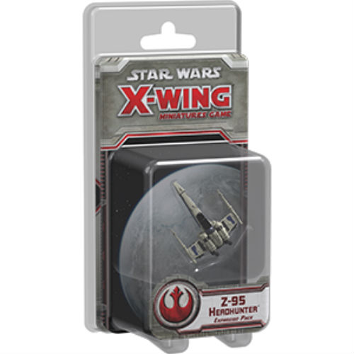 Rebel Z 95 Headhunter: Star Wars X-Wing Miniatures Z-95 Headhunter Expansion