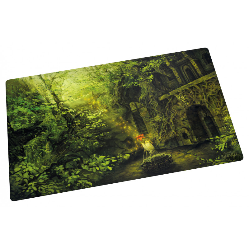 Ultimate Guard Play Mat Lands Edition 2 Forest 61x35cm