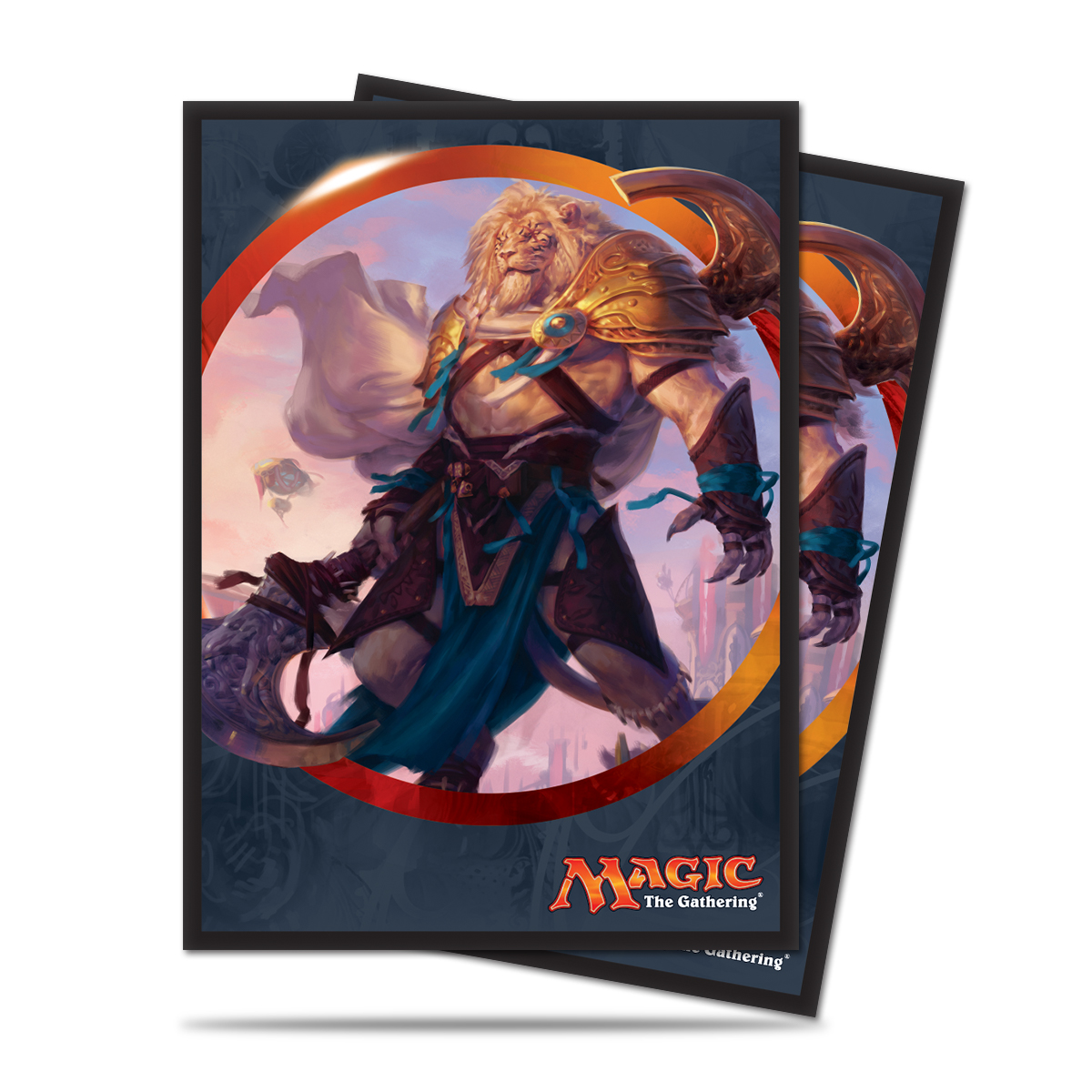 Ultra Pro Magic Deck Protector Aether Revolt V1 80ct Standard