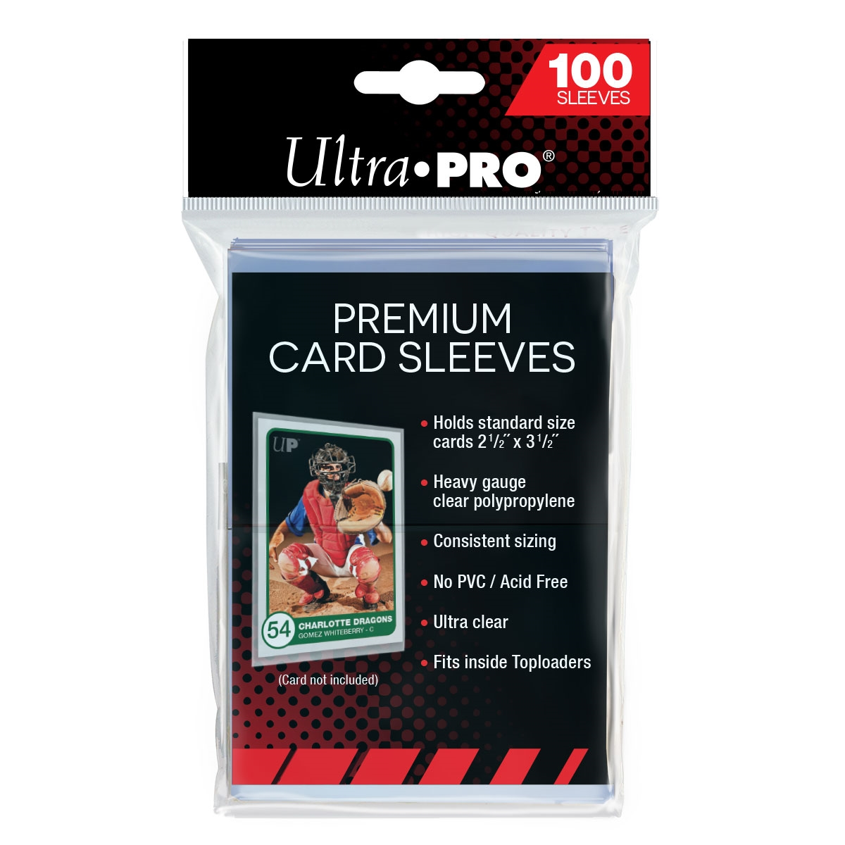 Ultra Pro Premium Card Sleeves 100 count