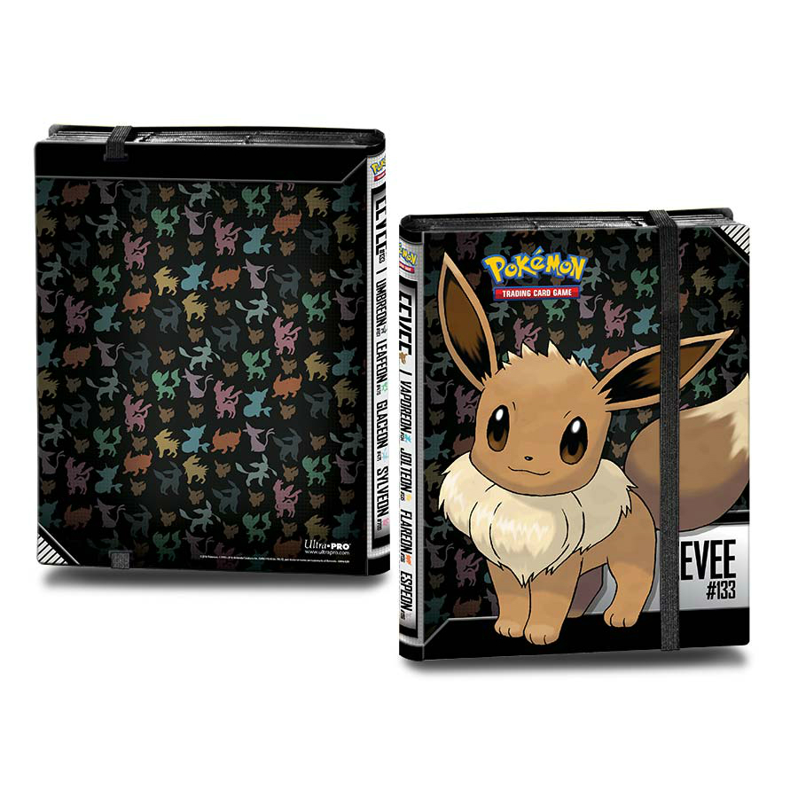 Ultra Pro Pro-Binder Pokemon Eevee