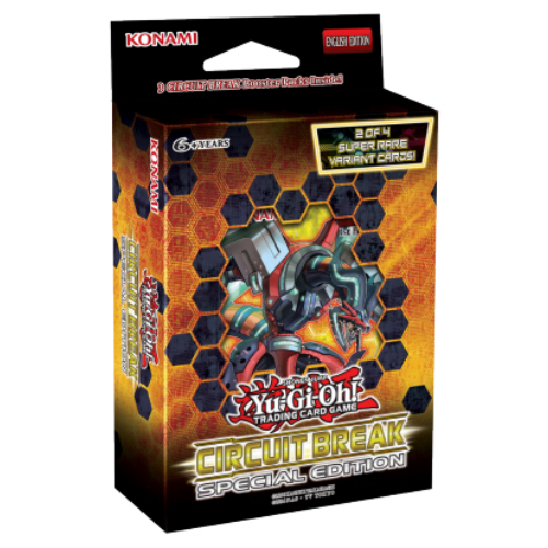 Yu-Gi-Oh! Circuit Break Special Edition Pack