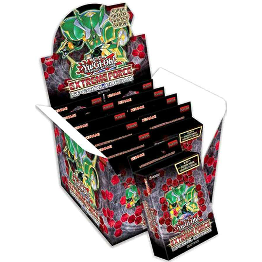 Yu-Gi-Oh! Extreme Force Special Edition Display PRESALE