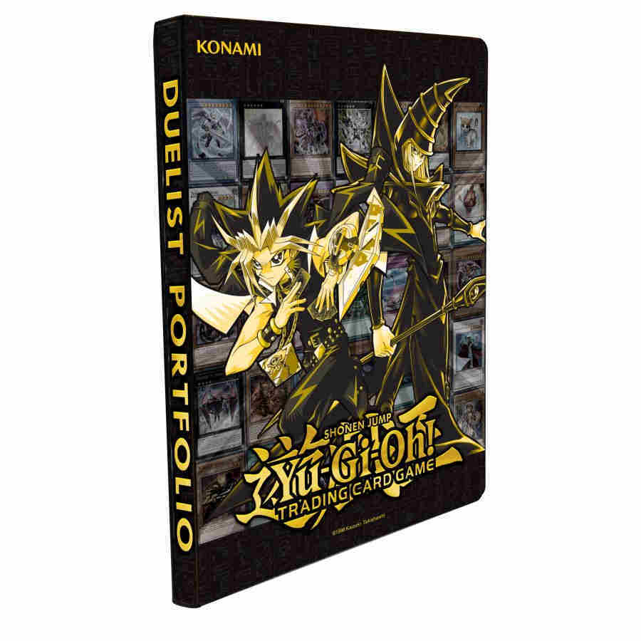 Yu-Gi-Oh! Golden Duelist Collection 9-Pocket Portfolio